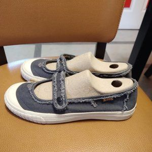 Keds Shoes - Womens Size 9 Denim Mary Janes